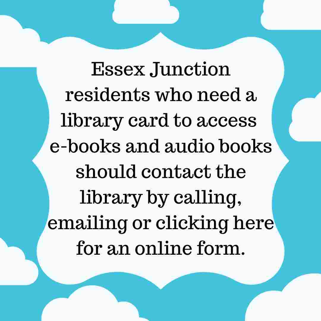 link to online form to sign up for a library card